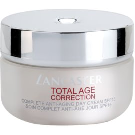 Lancaster Total Age Correction crema de zi anti-imbatranire SPF 15  50 ml