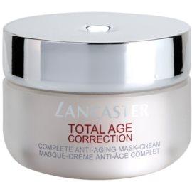 Lancaster Total Age Correction máscara facial antirrugas  50 ml