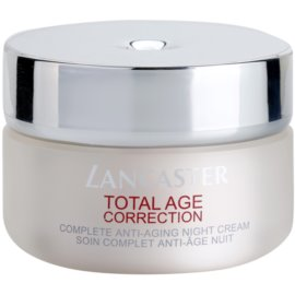 Lancaster Total Age Correction Nachtcreme gegen Hautalterung  50 ml