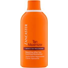 Lancaster Tan Maximizer beruhigende, feuchtigkeitsspendende Creme zur Verlängerung der Bäunung Für Gesicht und Körper  400 ml