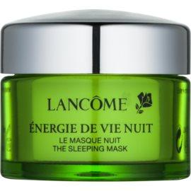 Lancôme Énergie De Vie éjszakai megújító maszk fáradt bőrre  15 ml