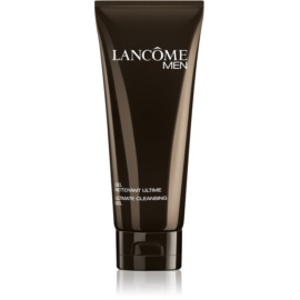 Lancôme Men Ultimate Cleansing Gel čisticí gel pro všechny typy pleti  100 ml