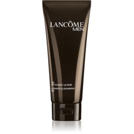 Lancôme Men Ultimate Cleansing Gel gel nettoyant pour tous types de peau  100 ml