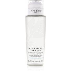 Lancôme Eau Micellaire Douceur Mizellar-Reinigungswasser mit Rosenduft  400 ml