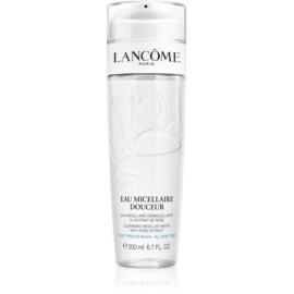 Lancôme Eau Micellaire Douceur Mizellar-Reinigungswasser mit Rosenduft  200 ml