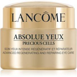 Lancôme Absolue Yeux Precious Cells regenerująca i odżywcza pielęgnacja okolic oczu  20 ml