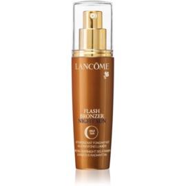 Lancôme Flash Bronzer Hydraterende Gezichtscrème voor Gelijkmatige Bruining   50 ml