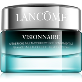 Lancôme Visionnaire intensive feuchtigkeitsspendende Creme gegen Falten für trockene Haut  50 ml