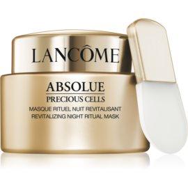 Lancôme Absolue Precious Cells Revitalising Overnight Mask for Skin Renewal  75 ml