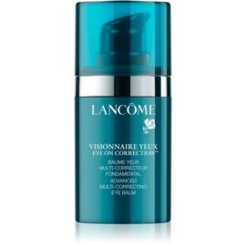 Lancôme Visionnaire Yeux Eye On Correction™ balsam pod oczy przeciw zmarszczkom, opuchnięciom i cieniom pod oczami  15 ml