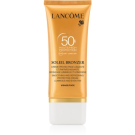 Lancôme Soleil Bronzer Smoothing and Refreshing Protective Cream 50 ml