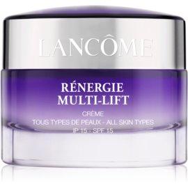 Lancôme Rénergie Multi-Lift dnevna krema za učvrstitev kože in proti gubam SPF 15  30 ml