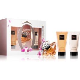 Lancôme Trésor Geschenkset XI.  Eau de Parfum 30 ml + Körperlotion 50 ml + Duschgel 50 ml