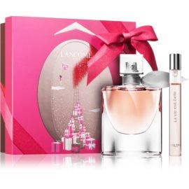 Lancôme La Vie Est Belle Gift Set  I. Eau de Parfum 50 ml + Eau de Parfum 10 ml