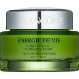 Lancôme Énergie De Vie Cleansing Mask With Clay  75 ml