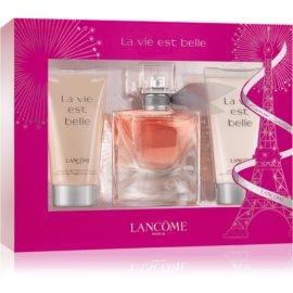 Lancôme La Vie Est Belle coffret  Eau de Parfum 30 ml + gel de duche 50 ml + leite corporal 50 ml
