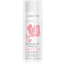 Lancôme Accord 3 Roses Déodorant Pureté Roll-On Deodorant  For Sensitive Skin  50 ml