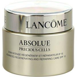 Lancôme Absolue Precious Cells creme de dia regenerador SPF 15  50 ml