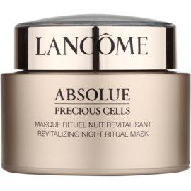 Lancôme Absolue Precious Cells máscara revitalizadora para a noite para a renovação da pele  75 ml