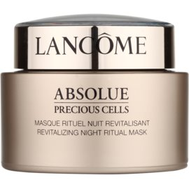 Lancôme Absolue Precious Cells Revitalising Overnight Mask for Skin Renewal  75 ml