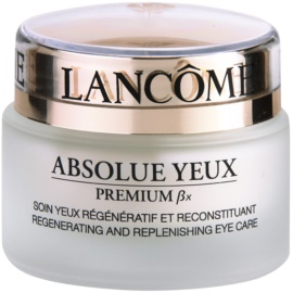 Lancôme Absolue Premium ßx Festigende Augencreme (Regenerating and Replenishing Eye Care) 20 ml