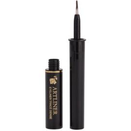 Lancôme Eye Make-Up Artliner tekuté oční linky odstín 02 Brown  1,4 ml