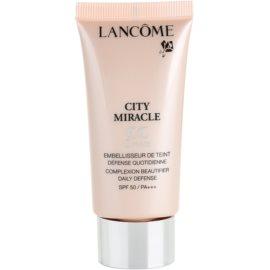 Lancôme City Miracle CC krém SPF 50 odtieň 02 Peau De Peche 30 ml