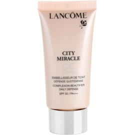 Lancôme City Miracle CC Cream SPF 50 Color 02 Peau De Peche 30 ml
