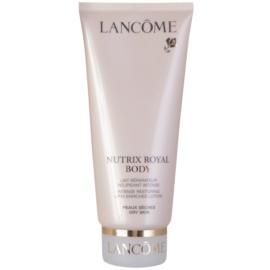 Lancôme Nutrix Royal lotiune de corp reparatoare pentru piele uscata  200 ml