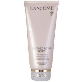 Lancôme Complementary Body Care megújító testápoló krém száraz bőrre  200 ml