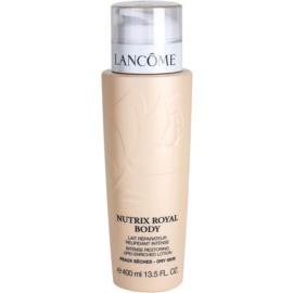 Lancôme Complementary Body Care megújító testápoló krém száraz bőrre  400 ml