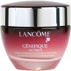Lancôme Genifique crème de jour rajeunissante pour peaux sèches  50 ml
