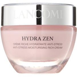 Lancôme Hydra Zen creme rico hidratante para pele seca  50 ml