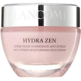 Lancôme Hydra Zen crema hidratante enriquecida para pieles secas  50 ml