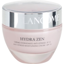 Lancôme Hydra Zen crème de jour hydratante pour peaux sensibles SPF 15  50 ml