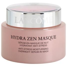 Lancome Hydra Zen mascarilla antiestrés de noche con efecto serum (Anti-Stress Moisturising Overnight Serum-In-Mask) 75 ml