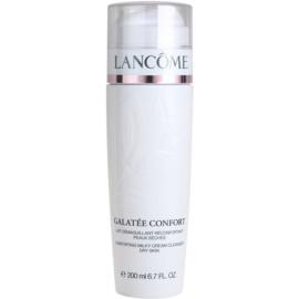 Lancôme Cleansers čistiace mlieko pre suchú pleť  200 ml