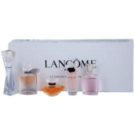 Lancôme Mini coffret IV.  Eau de Parfum 4 x 5 ml + Eau de Parfum 7,5 ml