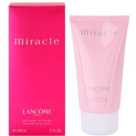 Lancôme Miracle telové mlieko pre ženy 150 ml