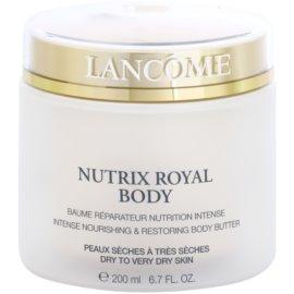 Lancôme Nutrix Royal intenzíven tápláló és megújító krém Száraz, nagyon száraz bőrre  200 ml