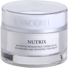 Lancôme Nutrix regeneráló és hidratáló krém száraz bőrre  50 ml