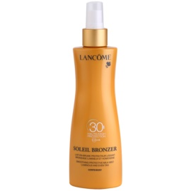 Lancôme Soleil Bronzer Bruiningsmelk  SPF 30  200 ml
