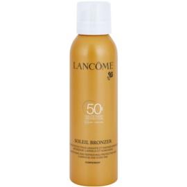 Lancôme Soleil Bronzer Sonnenmilch im Spray SPF 50  200 ml