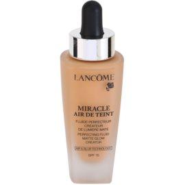 Lancôme Miracle Air De Teint ultra lehký make-up pro přirozený vzhled odstín 035 Beige Dore  30 ml
