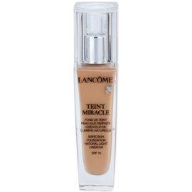 Lancôme Teint Miracle хидратиращ фон дьо тен за всички типове кожа на лицето цвят 03 Beige Diaphane SPF 15  30 мл.