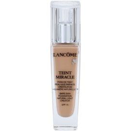 Lancôme Teint Miracle хидратиращ фон дьо тен за всички типове кожа на лицето цвят 02 Lys Rosé SPF 15   30 мл.