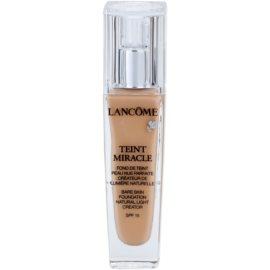Lancôme Teint Miracle хидратиращ фон дьо тен за всички типове кожа на лицето цвят 035 Beige Doré SPF 15  30 мл.