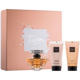 Lancôme Trésor Gift Set  II.  Eau de Parfum 50 ml + Body Lotion  50 ml + Douchegel 50 ml