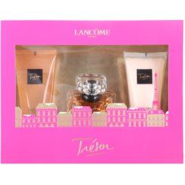 Lancôme Trésor Gift Set  XI.  Eau de Parfum 30 ml + Body Lotion  50 ml + Douchegel 50 ml