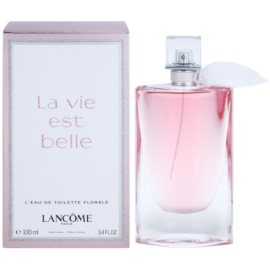 Lancôme La Vie Est Belle Florale eau de toilette nőknek 100 ml